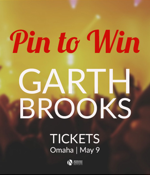 PIn to Win Garth Brooks Tickets