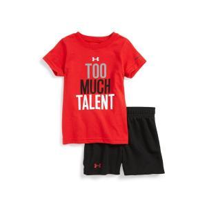1308-Under-Armour-Too-Much-Talent-HeatGear-T-Shirt-Shorts-Set-Baby-Boys-1