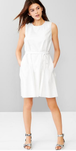 Gap Cotton Dress