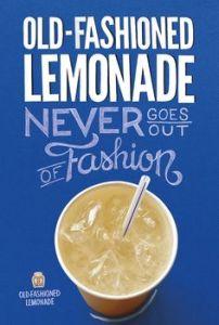 Auntie Anne's Lemonade
