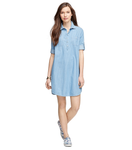 Brooks Brothers Shirtdress