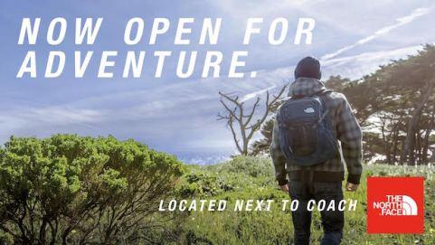 Now Open Adventure